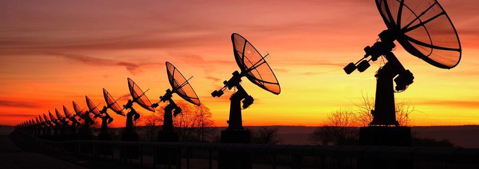 Humain Radio Telescopes
